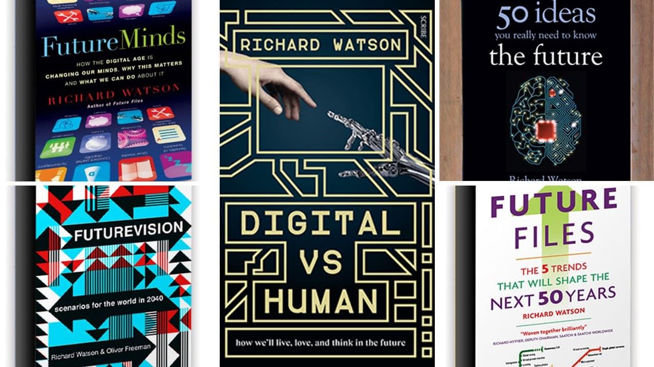 Книги о будущем