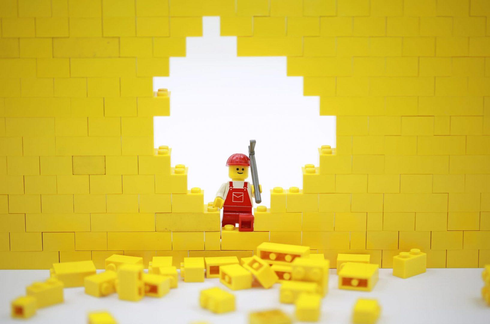 LEGO SERIOUS PLAY и моделирование компетенций